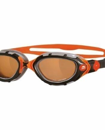 Zoggs-Predator-Flex-Polarized-Ultra-Orange-Black-Swimming-Goggles-Orange-Black-321847