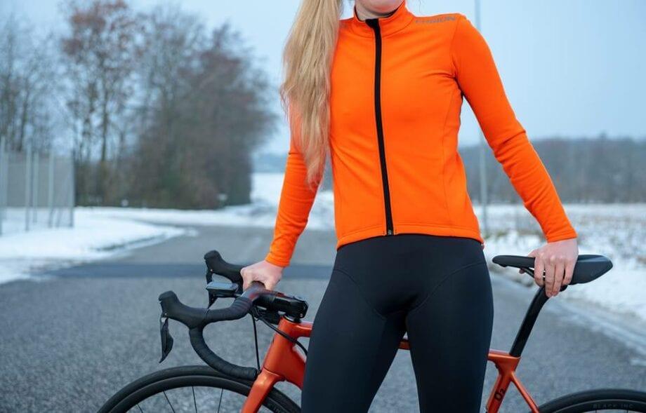 s3 fluo cykeljakke orange_02